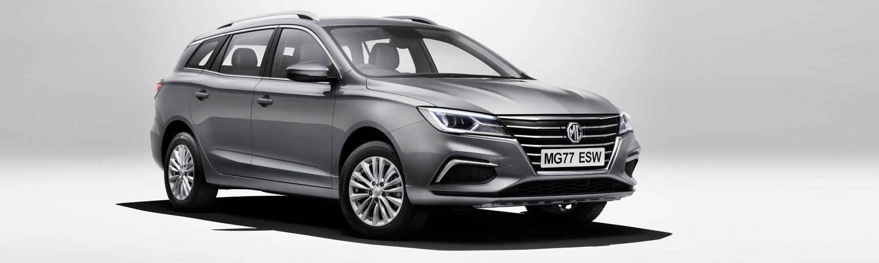All New MG5 EV Business Offer