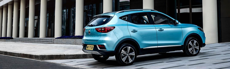 MG ZS EV New Car Offer
