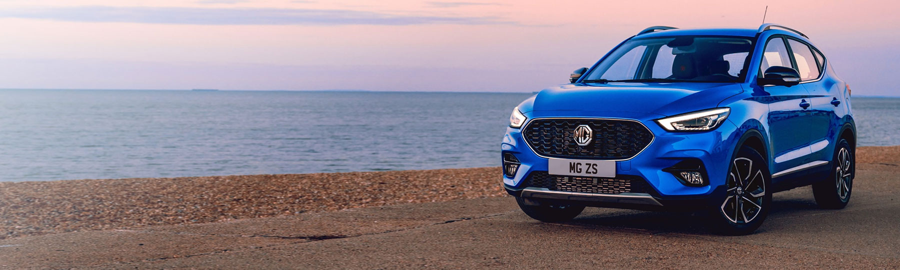 New MG ZS New Car Offer