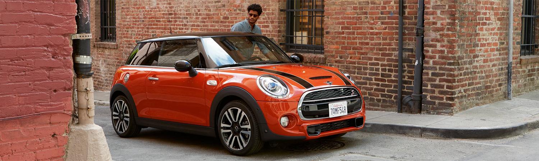 MINI 3 Door Hatch New Car Offer