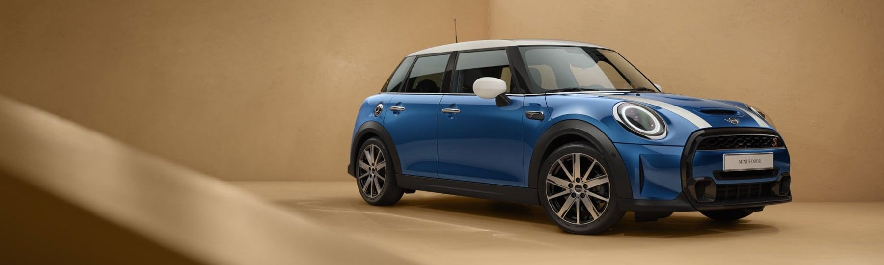 New MINI 5-Door Hatch New Car Offer