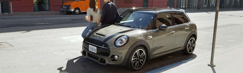 MINI 5 Door Hatch New Car Offer