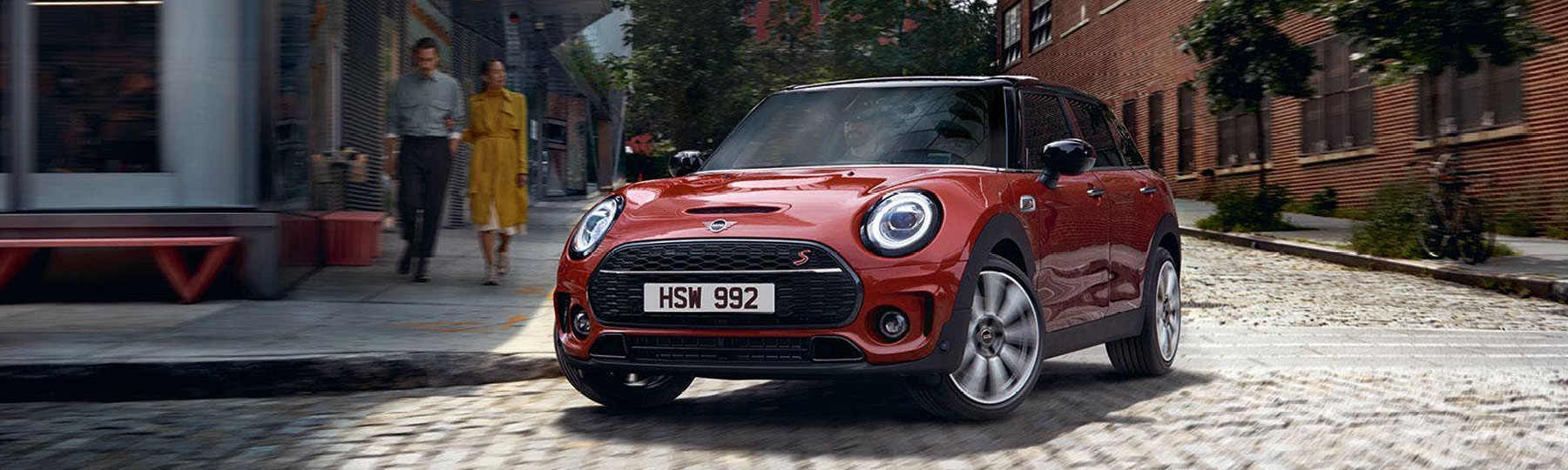 MINI Clubman Business Offer