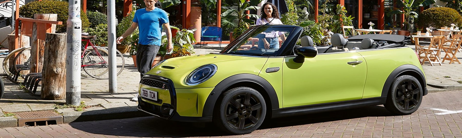 New MINI Convertible New Car Offer