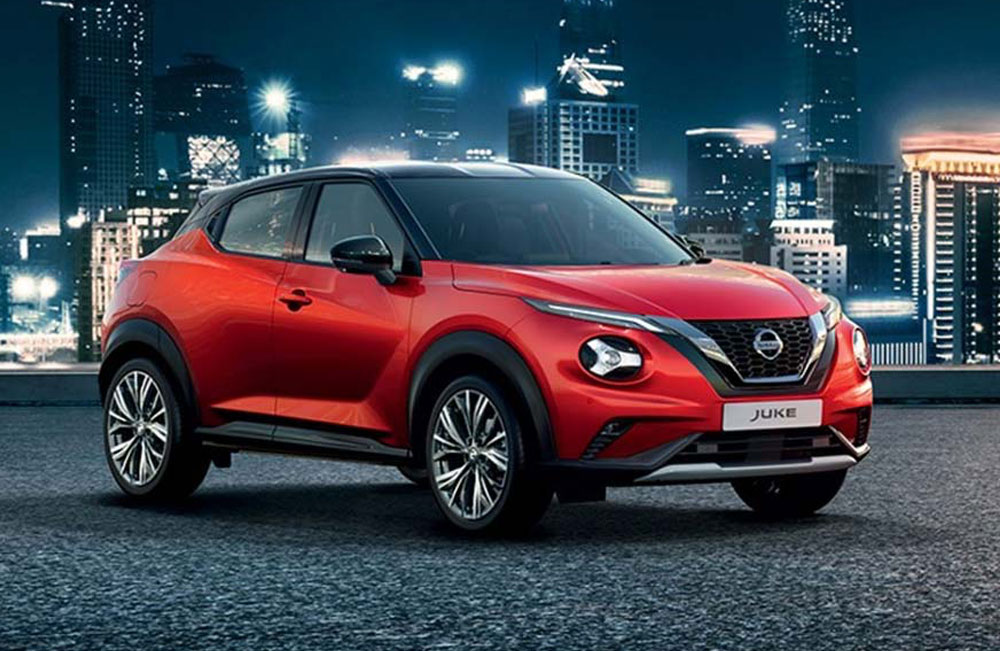 Next Generation Nissan Juke New Car Offer