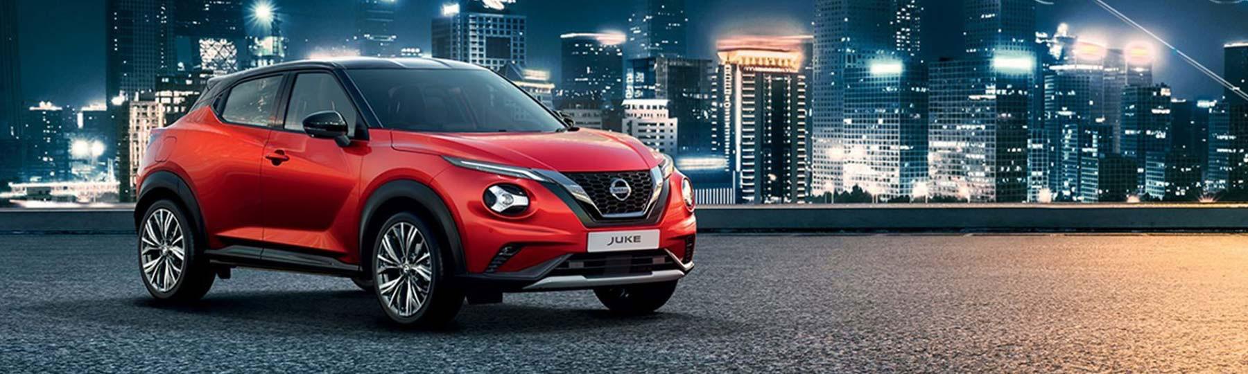 Next Generation Nissan Juke New Car Offer