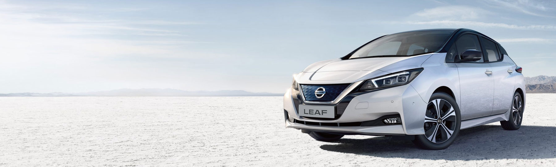 New Nissan LEAF 2.Zero