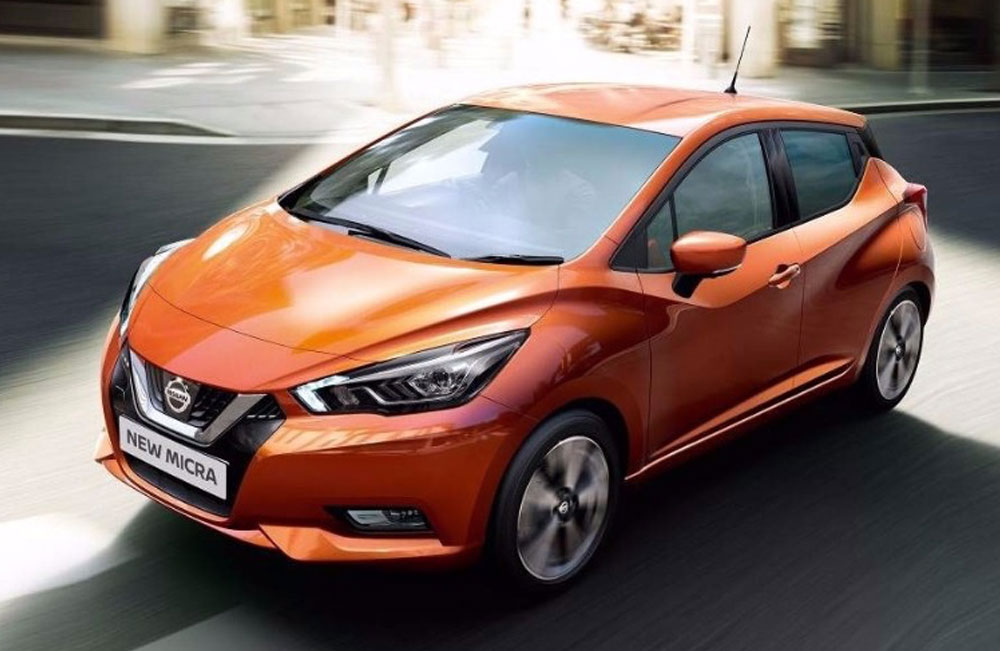 Nissan Micra New Car Offer