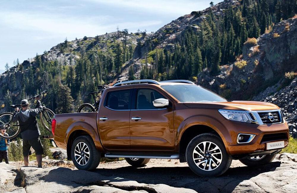 Nissan Navara New Car Offer