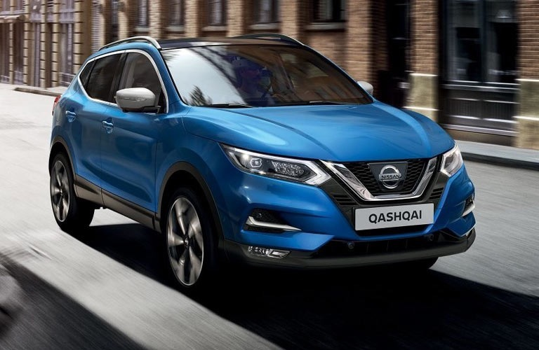 Nissan Qashqai New Car Offer