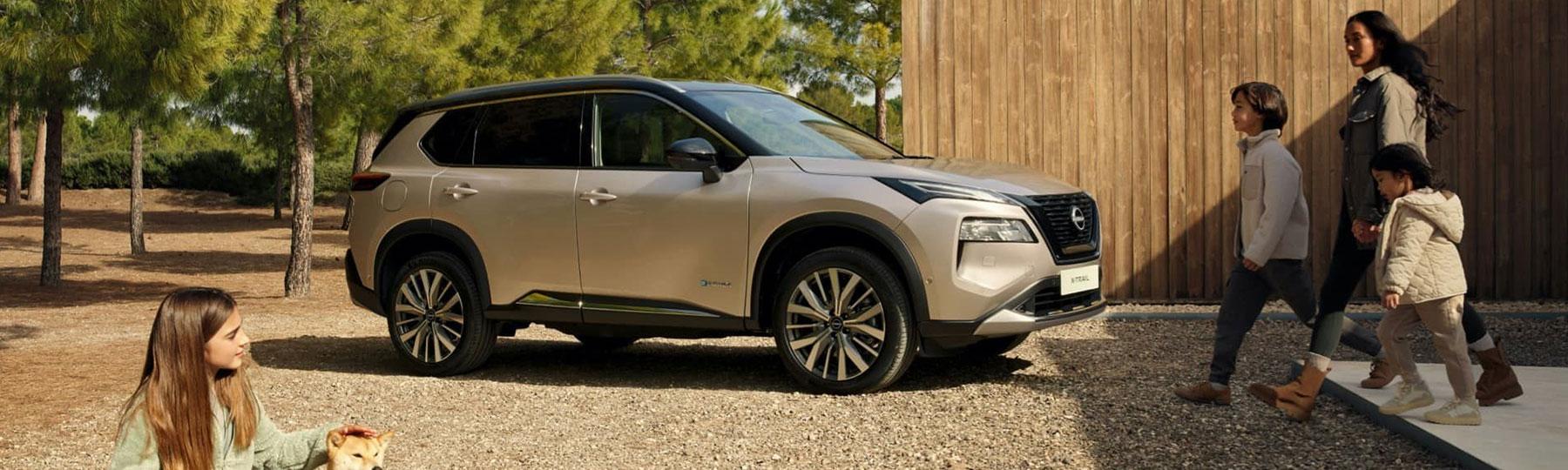 Nissan X-Trail New Car Offer
