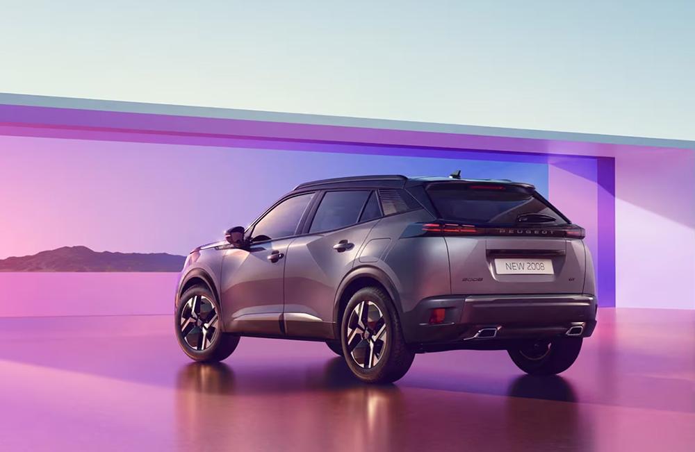 New Peugeot 2008 SUV