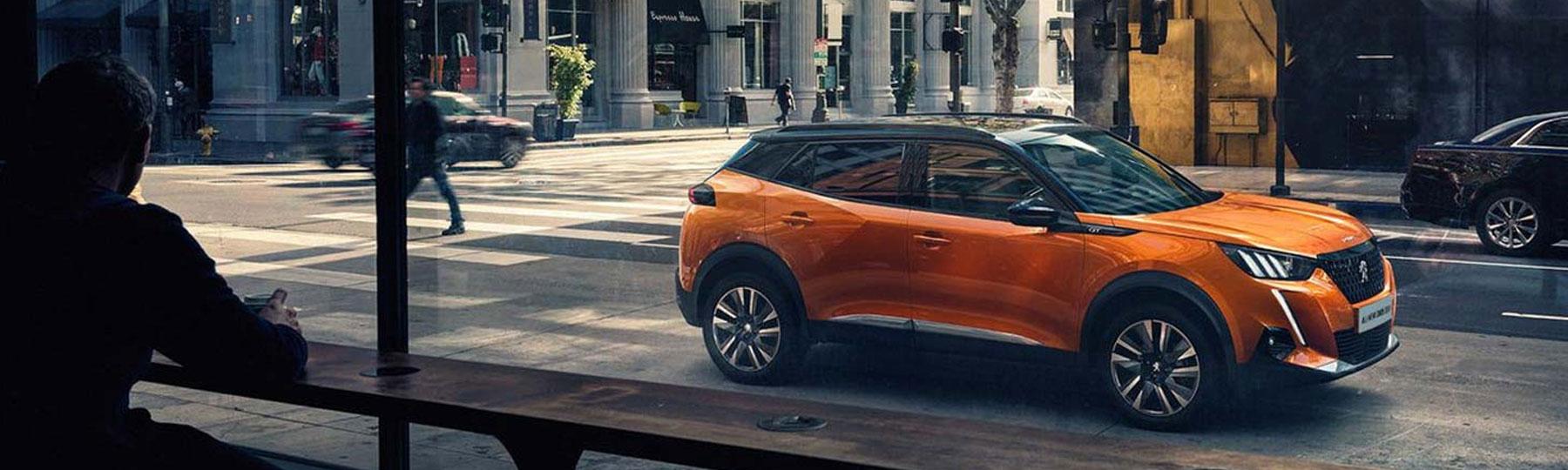 Peugeot 2008 New Car Offer