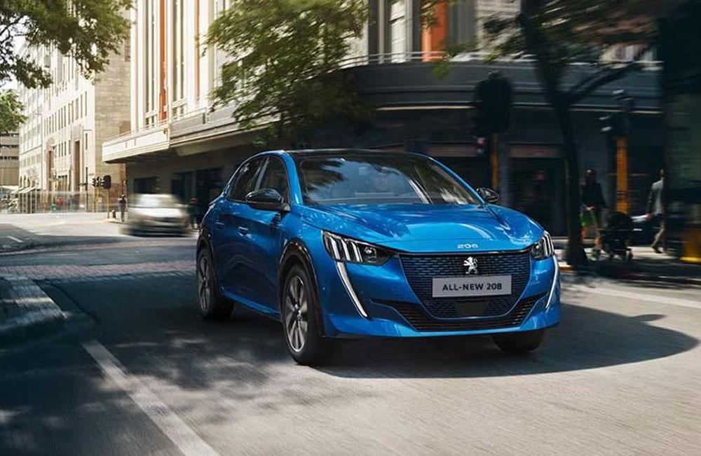 Peugeot 208 New Car Offer