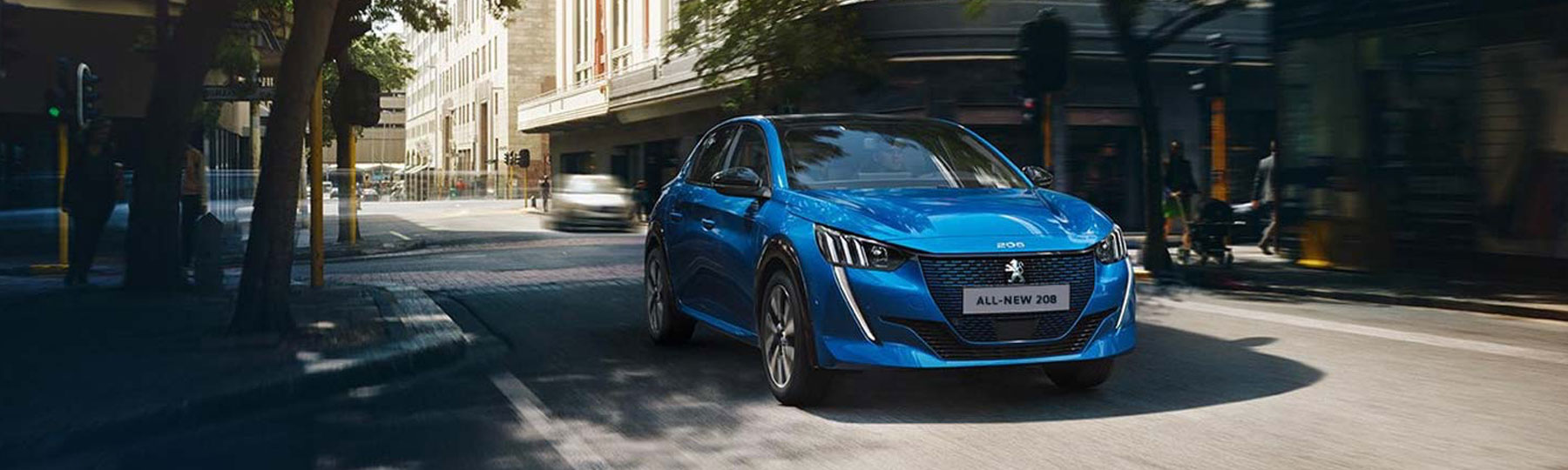 All-new Peugeot 208 Business Offer