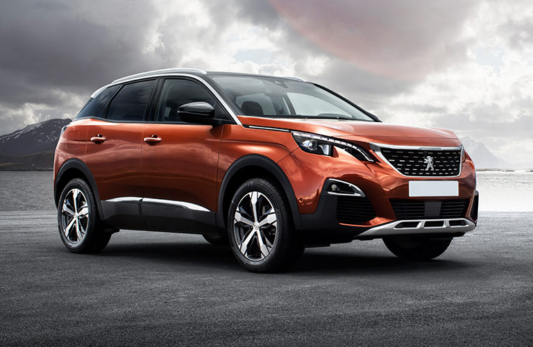 New Peugeot 3008 SUV Active from £295 Monthly