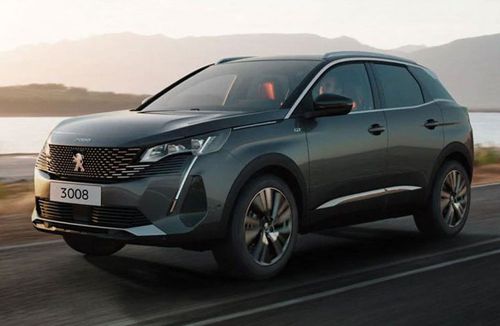 New Peugeot 3008 SUV New Car Offer