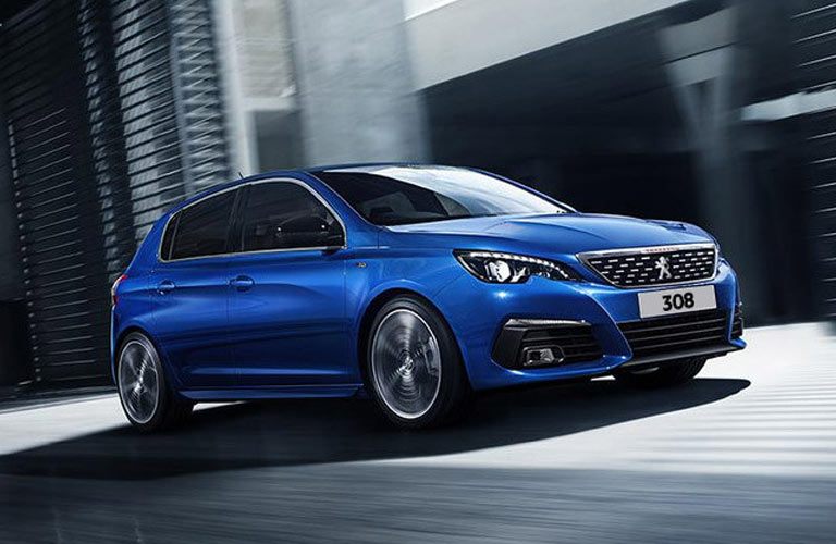 Peugeot 308 New Car Offer
