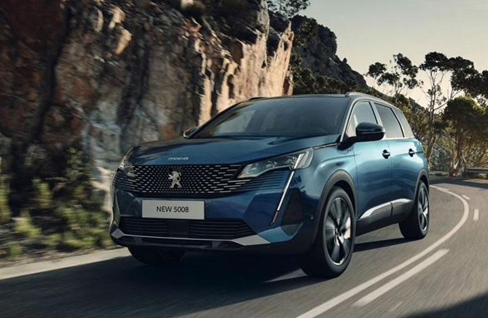 New Peugeot 5008 New Car Offer