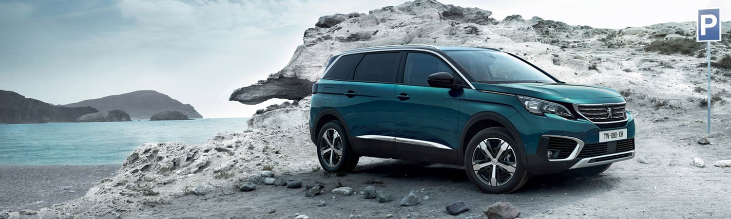 New Peugeot 5008 Suv Motability Car 5008 Suv Mobility