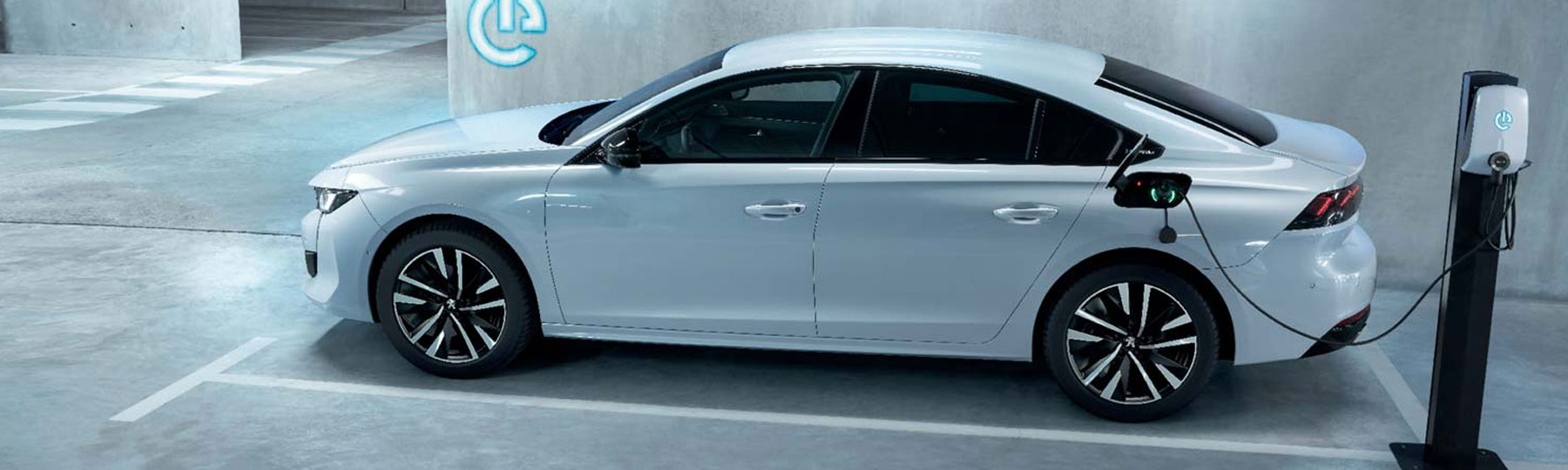 peugeot 508 Hybrid Business Offer