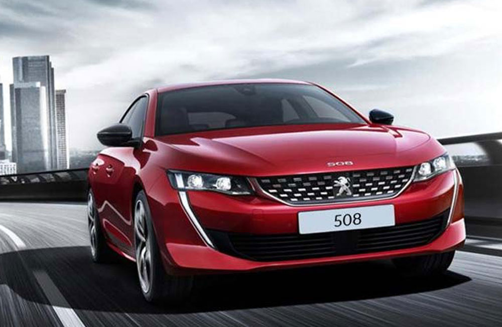 Peugeot 508 Fastback New Car Offer