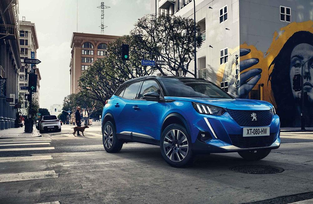 All-new Peugeot e-2008 SUV New Car Offer