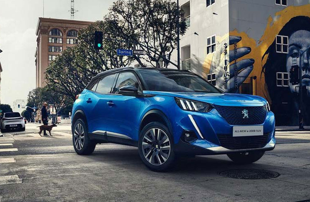 Peugeot e-2008 New Car Offer