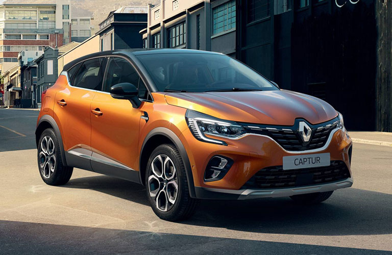 All-New Renault CAPTUR - £239 Monthly 0% APR