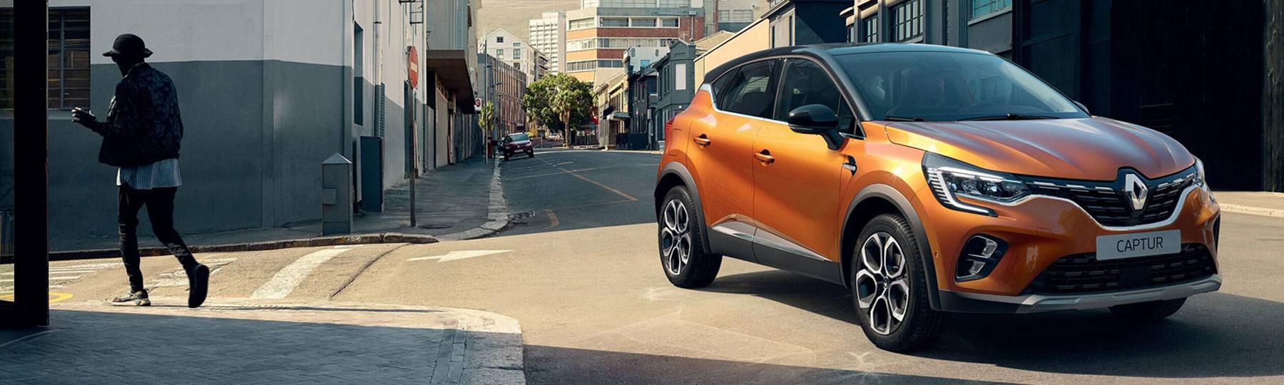 Renault CAPTUR New Car Offer