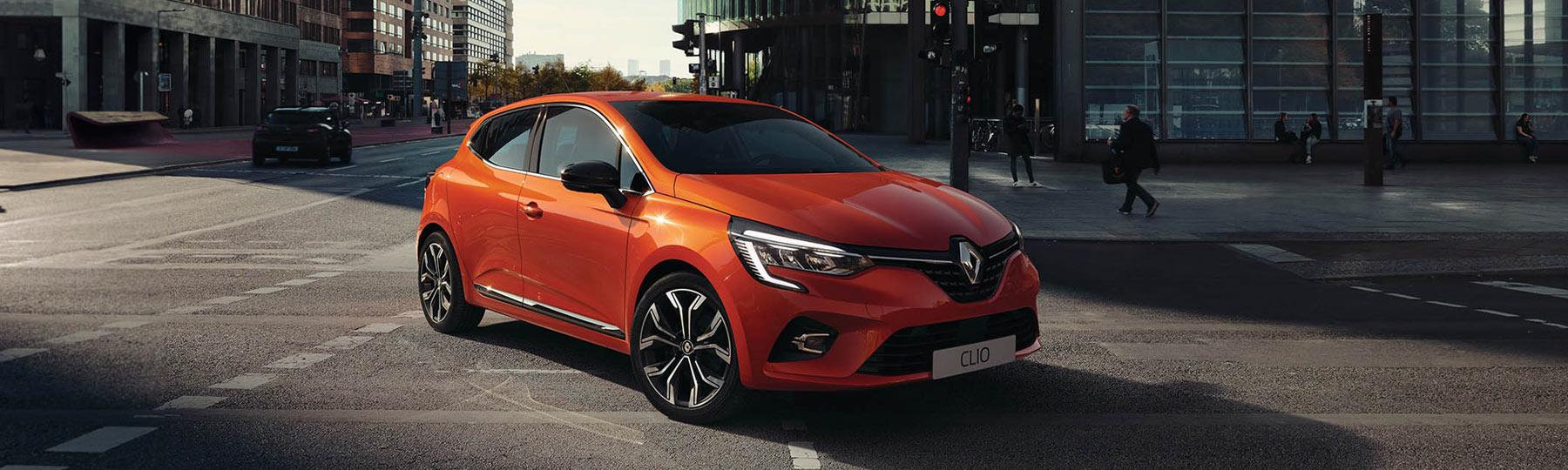 New Renault Clio