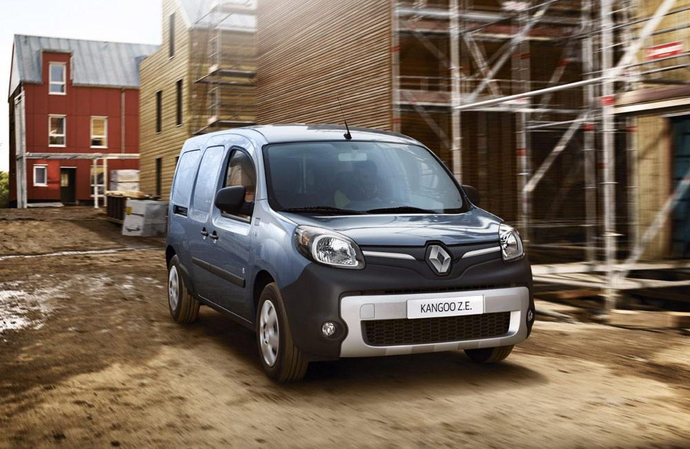 Renault Kangoo Z.E. 33 New Van Offer