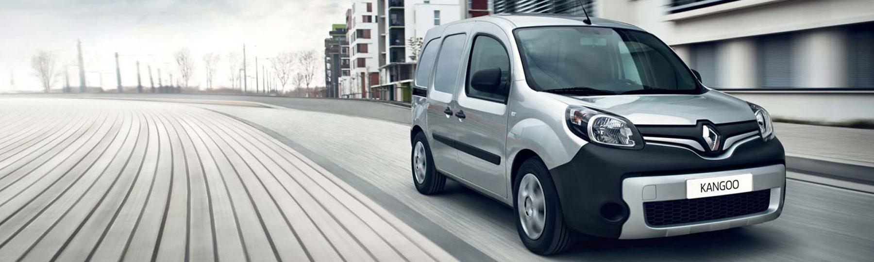 renault Kangoo New Van Offer