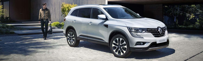 All-New Renault KOLEOS