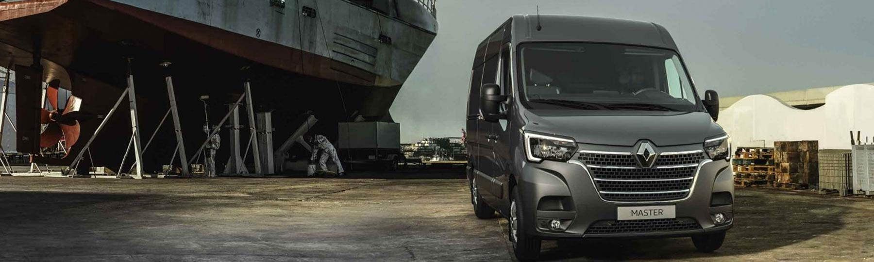 Renault MASTER New Van Offer