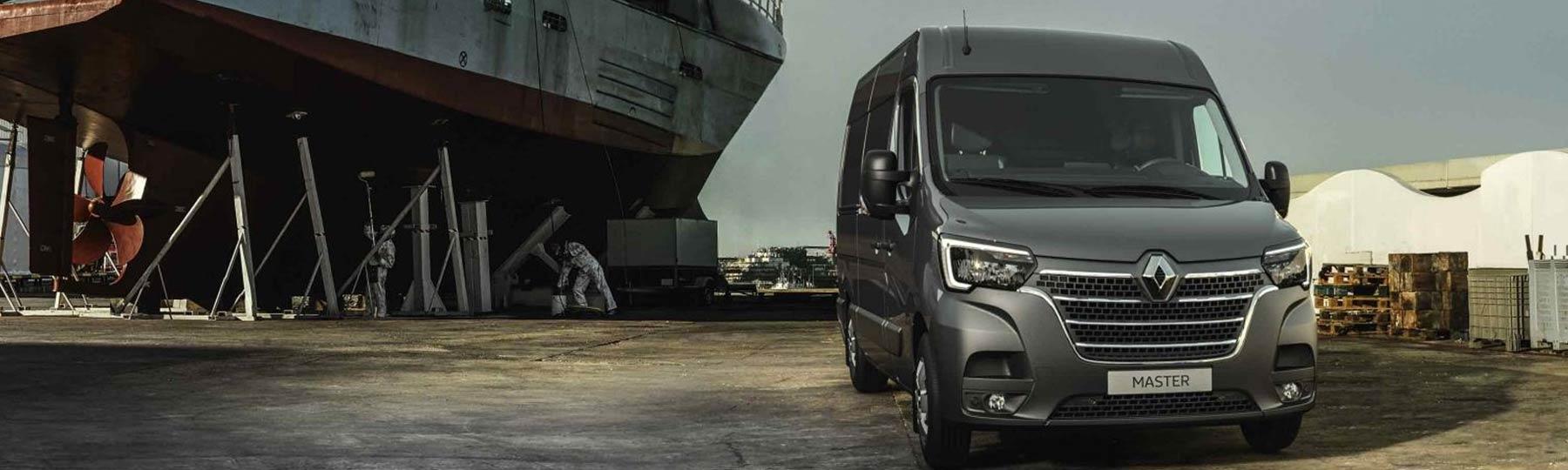 New Renault MASTER New Van Offer