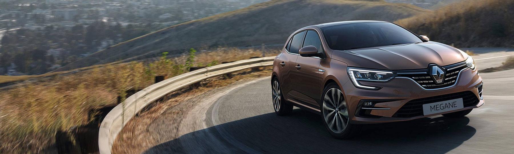 New Renault MEGANE New Car Offer