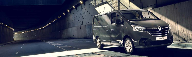 New Renault TRAFIC New Van Offer