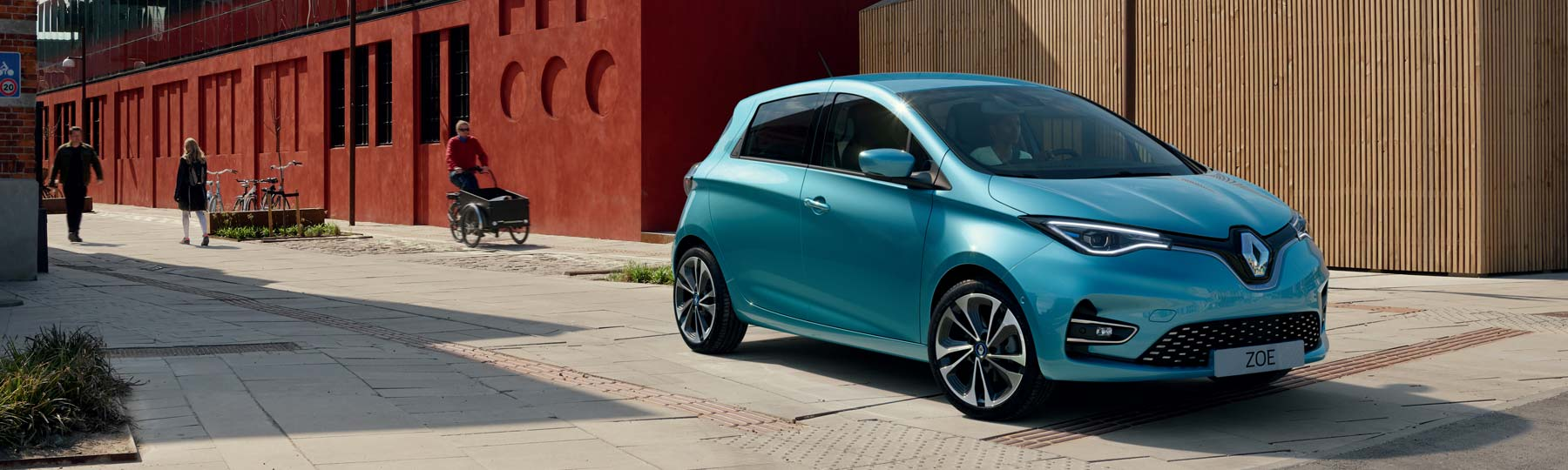 All-New Renault ZOE