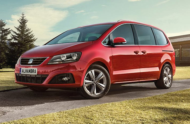 SEAT Alhambra Business Offer