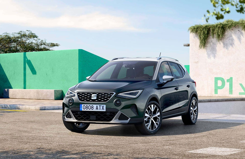 SEAT Arona New Car Offer