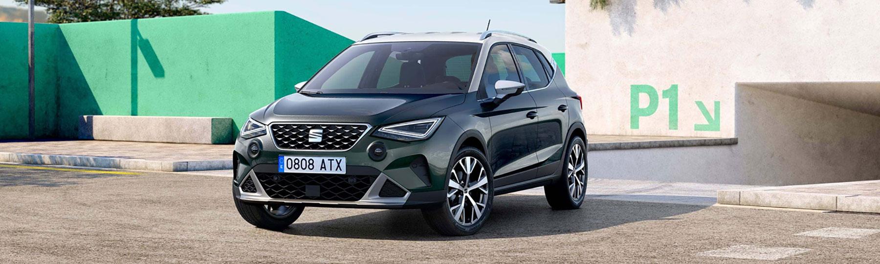 SEAT Arona New Car Offer