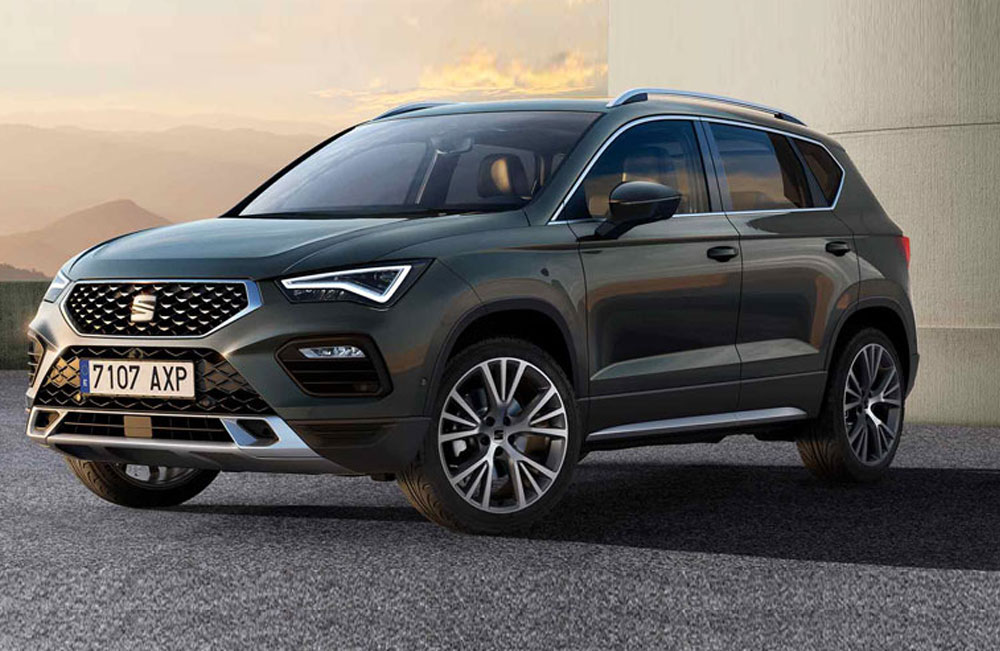 New SEAT Ateca New Car Offer