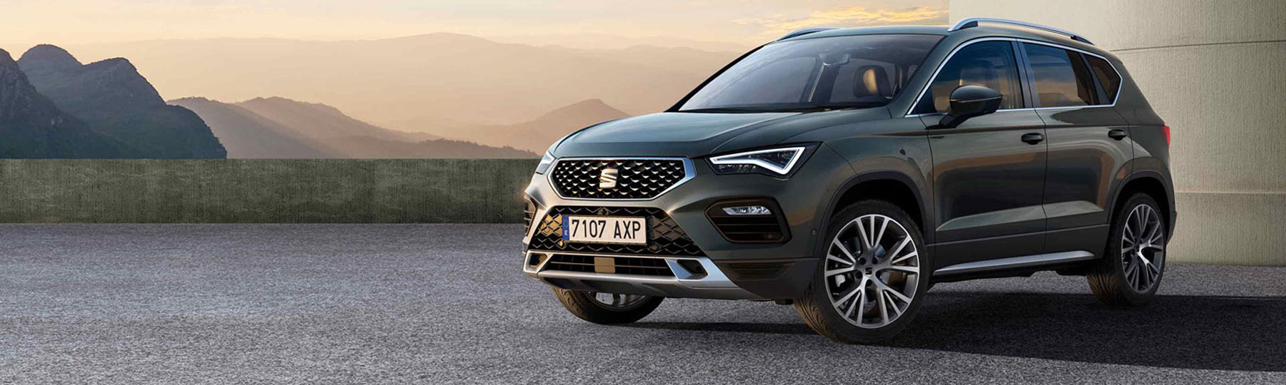 New SEAT Ateca Business Offer