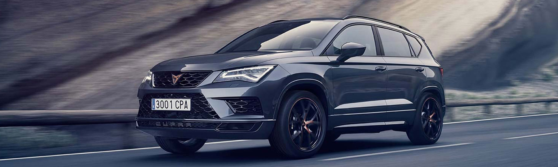 CUPRA Ateca Business Offer