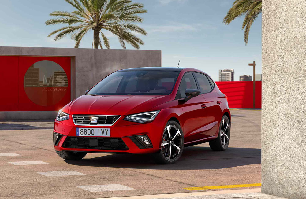 New SEAT Ibiza Business Offer