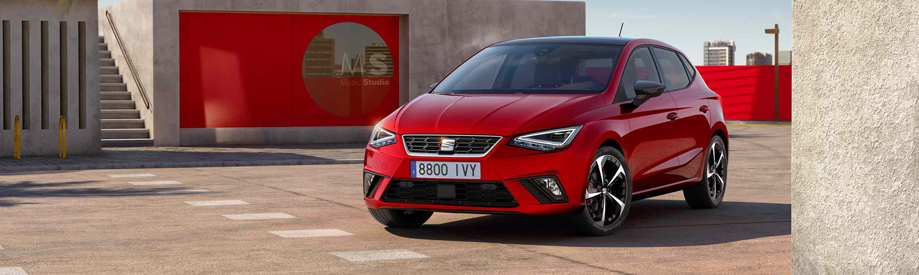 SEAT Ibiza New Car Offer