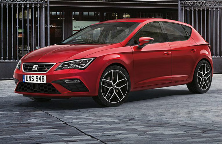SEAT Leon 5 Door New Car Offer