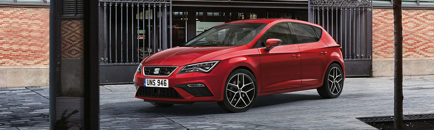 SEAT Leon 5 Door Business Offer