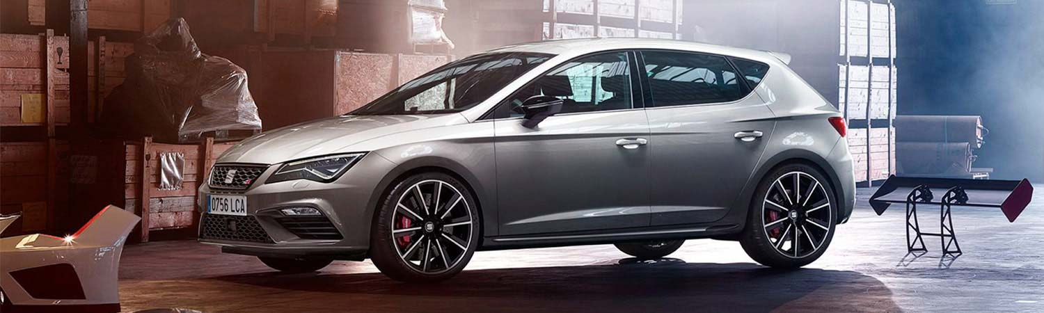 SEAT Leon 5dr Cupra Business Offer